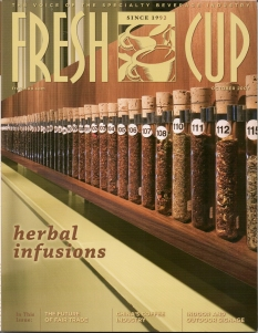 Fresh Cup Oct 2007 cover