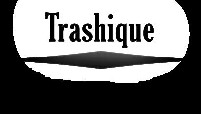 trashiquecard_Business Card bw